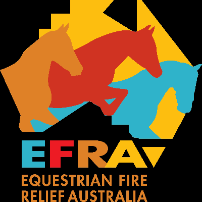 Equestrian Fire Relief Australia Logo
