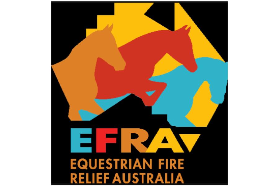 Equestrian Fire Relief Australia Banner