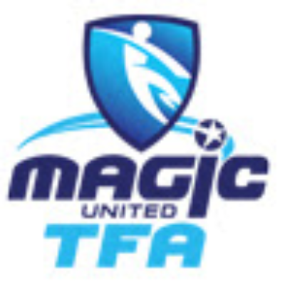 Magic United Player Pathways 2020 Logo