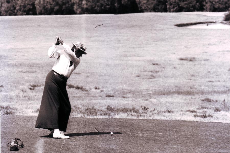 Australian Golf Foundation Heritage Program Banner