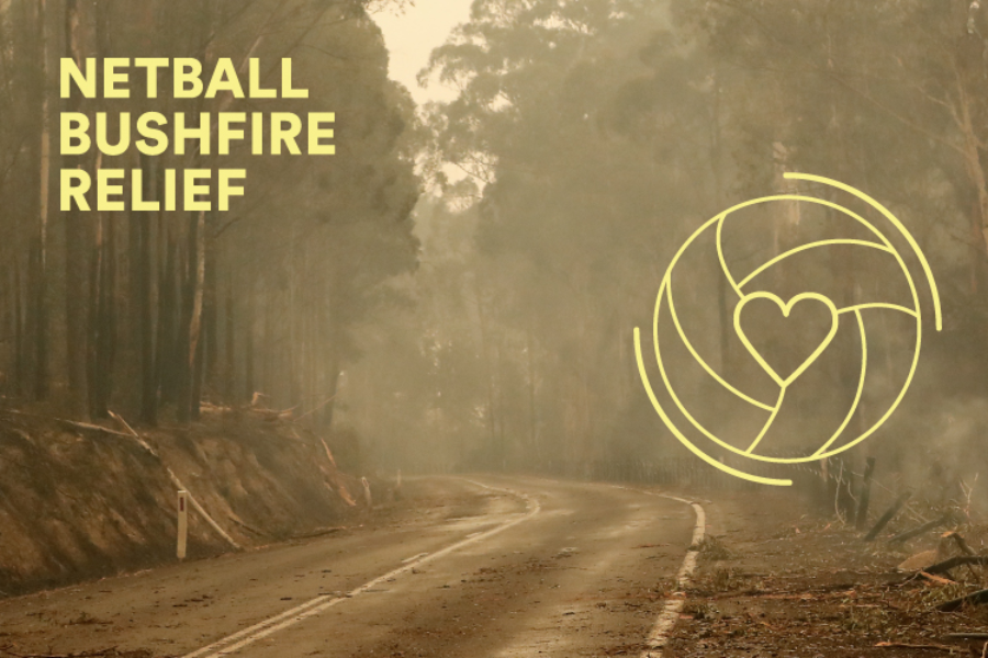 Confident Girls Foundation Bushfire Recovery Fund Banner