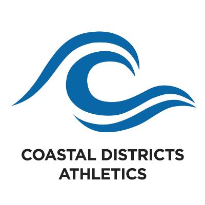Coastal Districts Athletics Club Logo