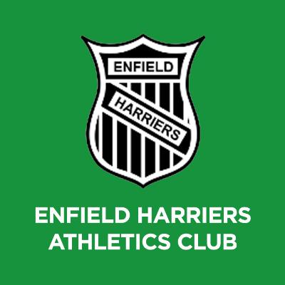 Enfield Harriers Athletics Club Logo