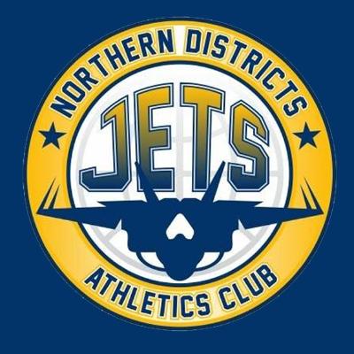 Northern Districts Athletics Club Logo