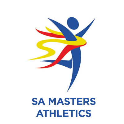 SA Masters Athletics Logo