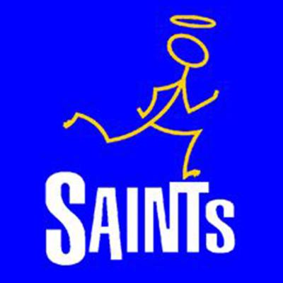 Saints Athletics Club Logo