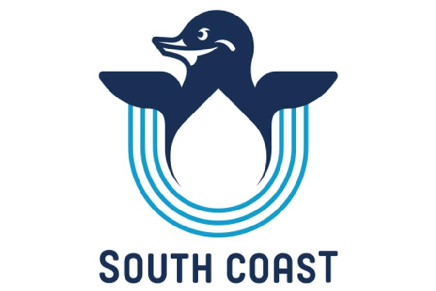 South Coast Athletics Club Banner