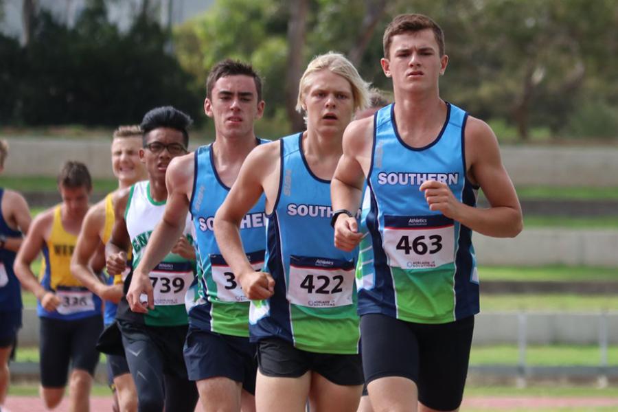 Southern Athletics Club Banner