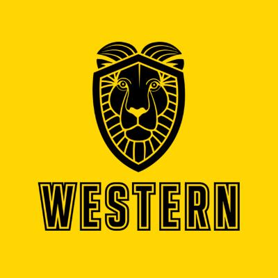 Western Athletics Club Logo
