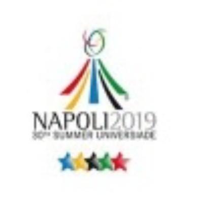 World University Games - Naples 2019 Logo
