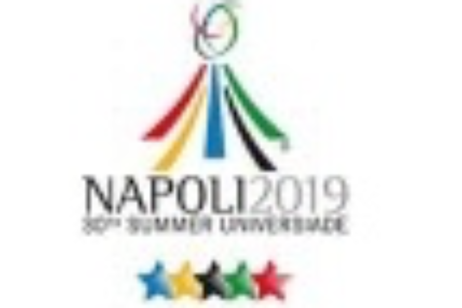 World University Games - Naples 2019 Banner