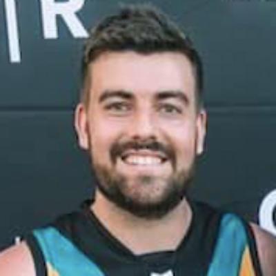 Brad Sykes Run Melbourne Logo