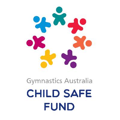 Gymnastics in Australia Child Safe Fund Logo