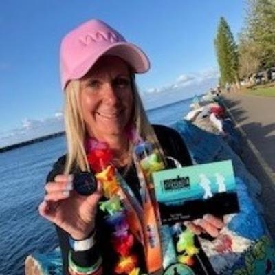 Kelly Miller Ironman World Championships 2019