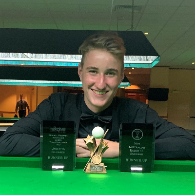 Joshua Thrift U16 World Snooker Championships Tyumen Russia