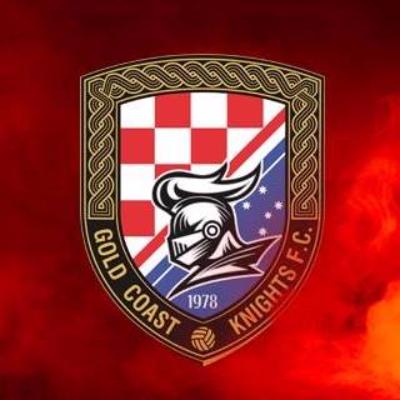 Gold Coast Knights Football Club Foundation Logo