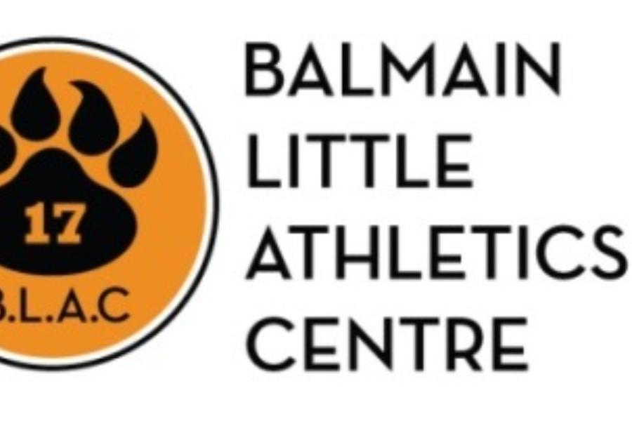 Balmain Little Athletics Starting System Banner