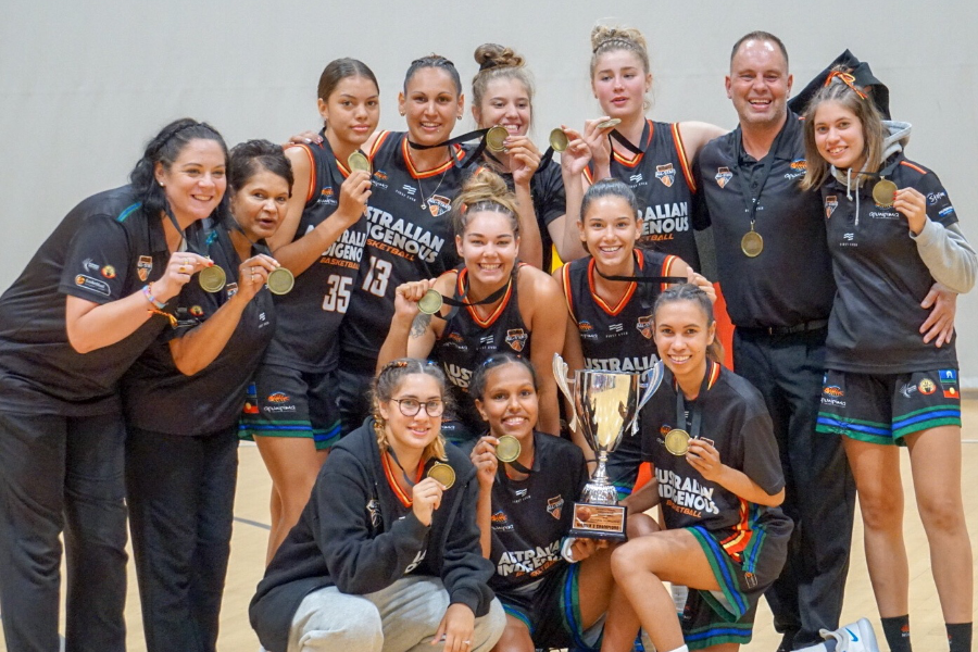 2019 International Indigenous Basketball and Cultural Showcase Banner