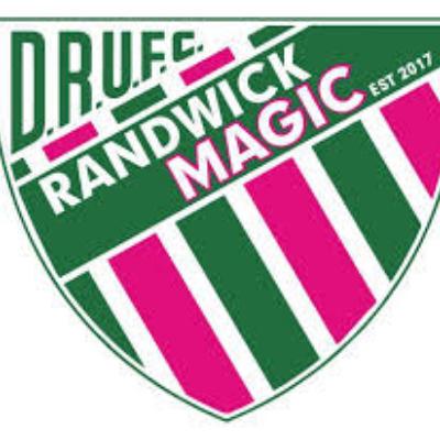 Randwick Magic Rugby Girls Tournoi des Capitales Paris September 2019 Logo