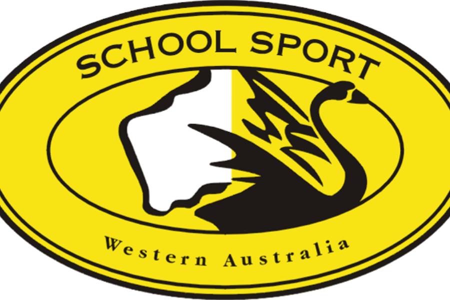 School Sport WA under 12s boys and girls football teams 2019 Banner