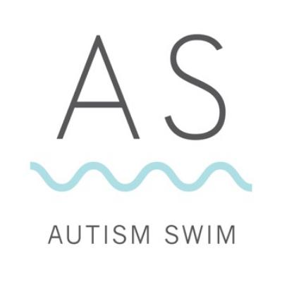 Autism Swim Fundraising Campaign Logo