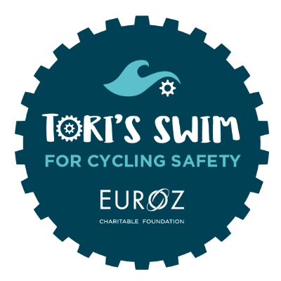 Toris Swim for Cycling Safety Logo