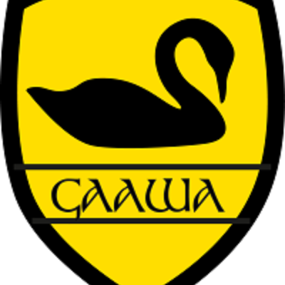 GAAWA Hurling and Camogie Logo