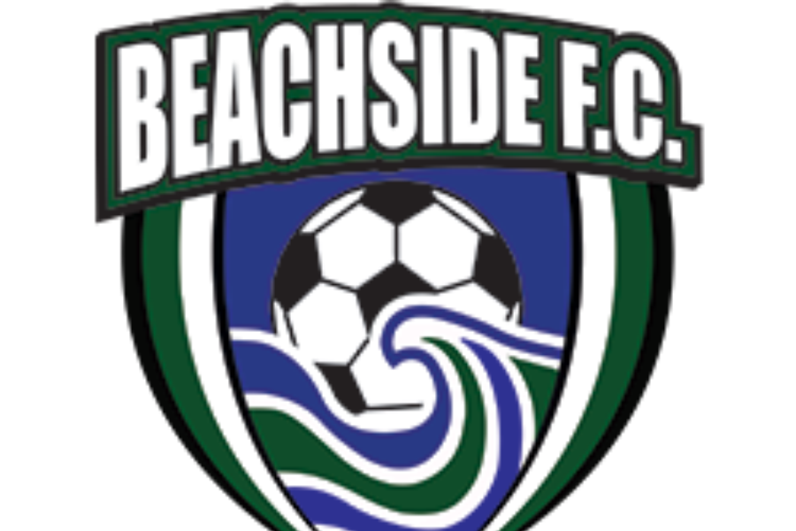 Beachside FC Foundation Fundraising Banner