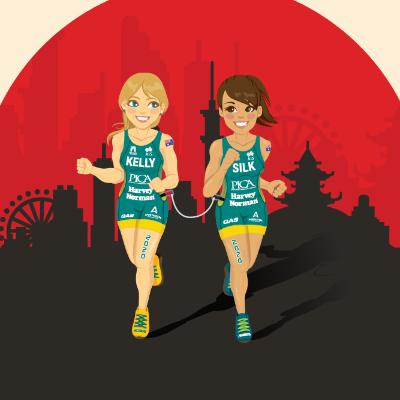 Katie Kelly Towards Tokyo 2020 Paralympics Logo
