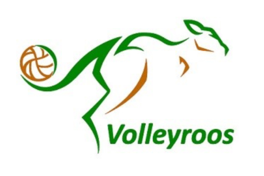 Womens Volleyroos Road to Olympic Qualifiers Banner