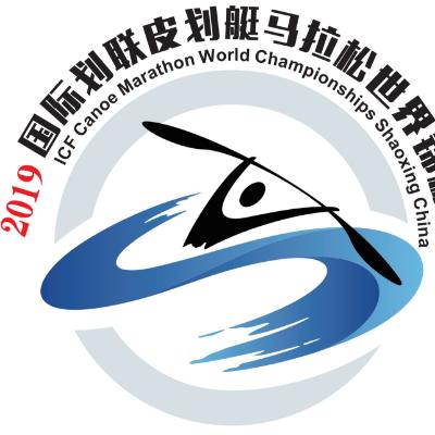 Allan Ribbons World Masters Marathon Championships K2 Kayak Logo