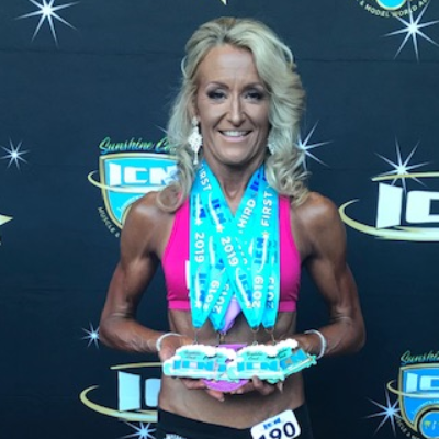 Support Tanya on her journey to achieve pro status and compete Nationally Logo