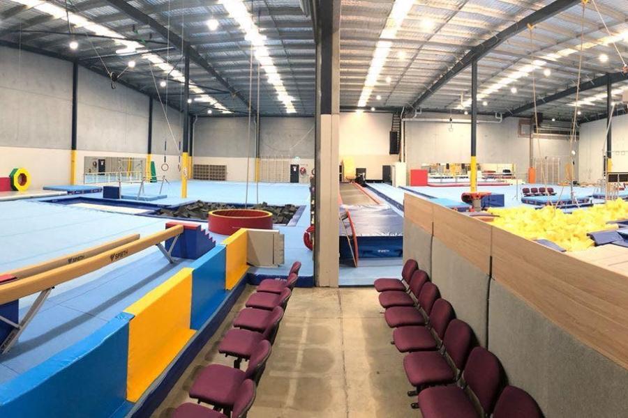 SAVE OUR CLUB-Sydney Hills Gymnastics Financial Hardship Fund Banner