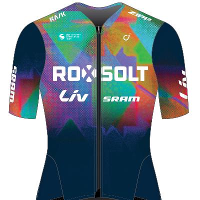 Roxsolt Liv SRAM Team Expenses Logo