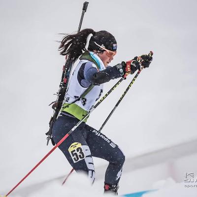 Darcie Morton to 2020 IBU Cups Olympic qual Snr and Jnr World Biathlon Champs