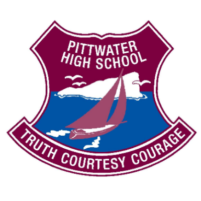 Pittwater Sailing Youth Development Program Logo