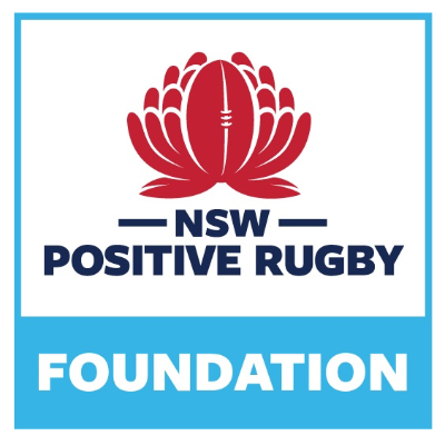 NSW Positive Rugby Foundation Junior Hardship Fund Logo