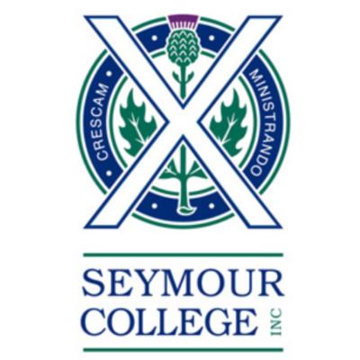 Seymour College Rowing Logo