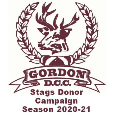 Gordon Cricket Donor Campaign - Season 2020-21