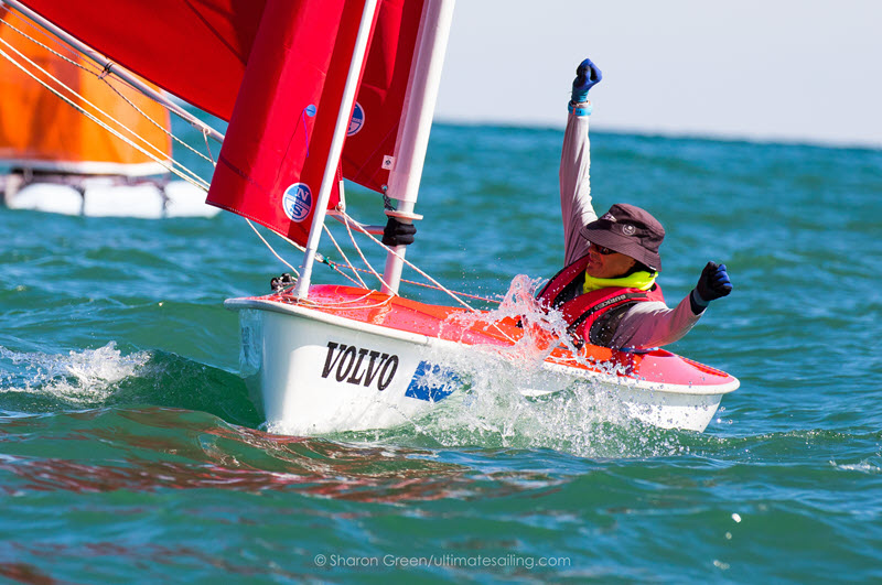 Support World Para Sailing Champion