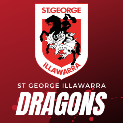 Score Dragons, Inclusive Rugby League program Logo