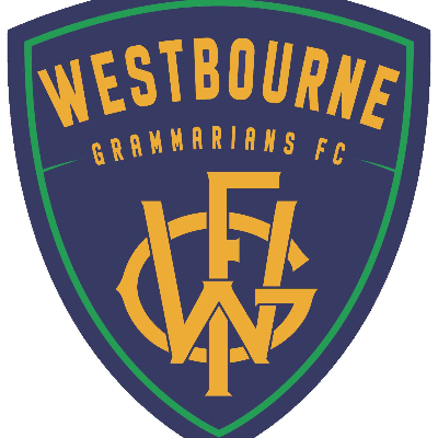 Westbourne Grammarians Football Club 2021 Fundraiser Logo