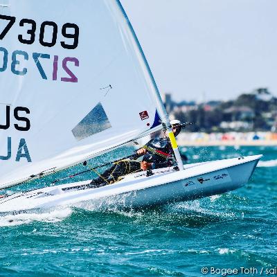 New Laser Standard Sails for Stefan