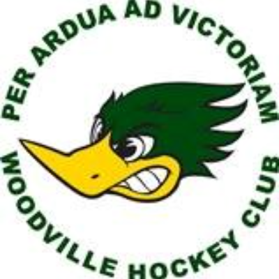 Woodville Hockey Clubrooms Furniture and Equipment Fundraiser Logo