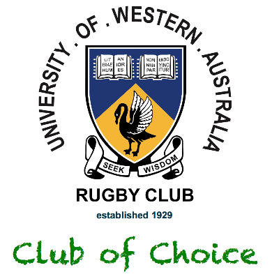 UWA Rugby 2021 Logo