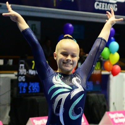 Help get Lilly to Australian championships