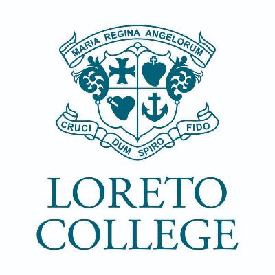Oars for Loreto's New Eight Logo