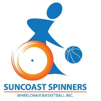 Suncoast Spinners Logo