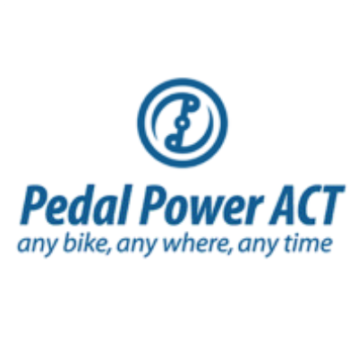 Fitability Powered by Pedal Power ACT Logo