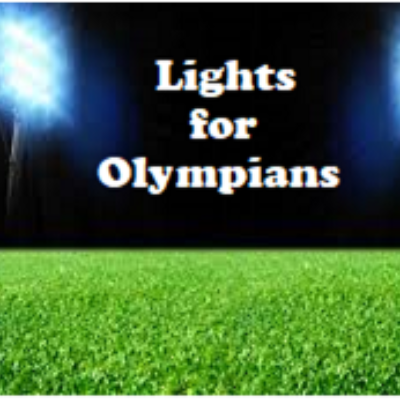 LIGHTS FOR OLYMPIANS Logo